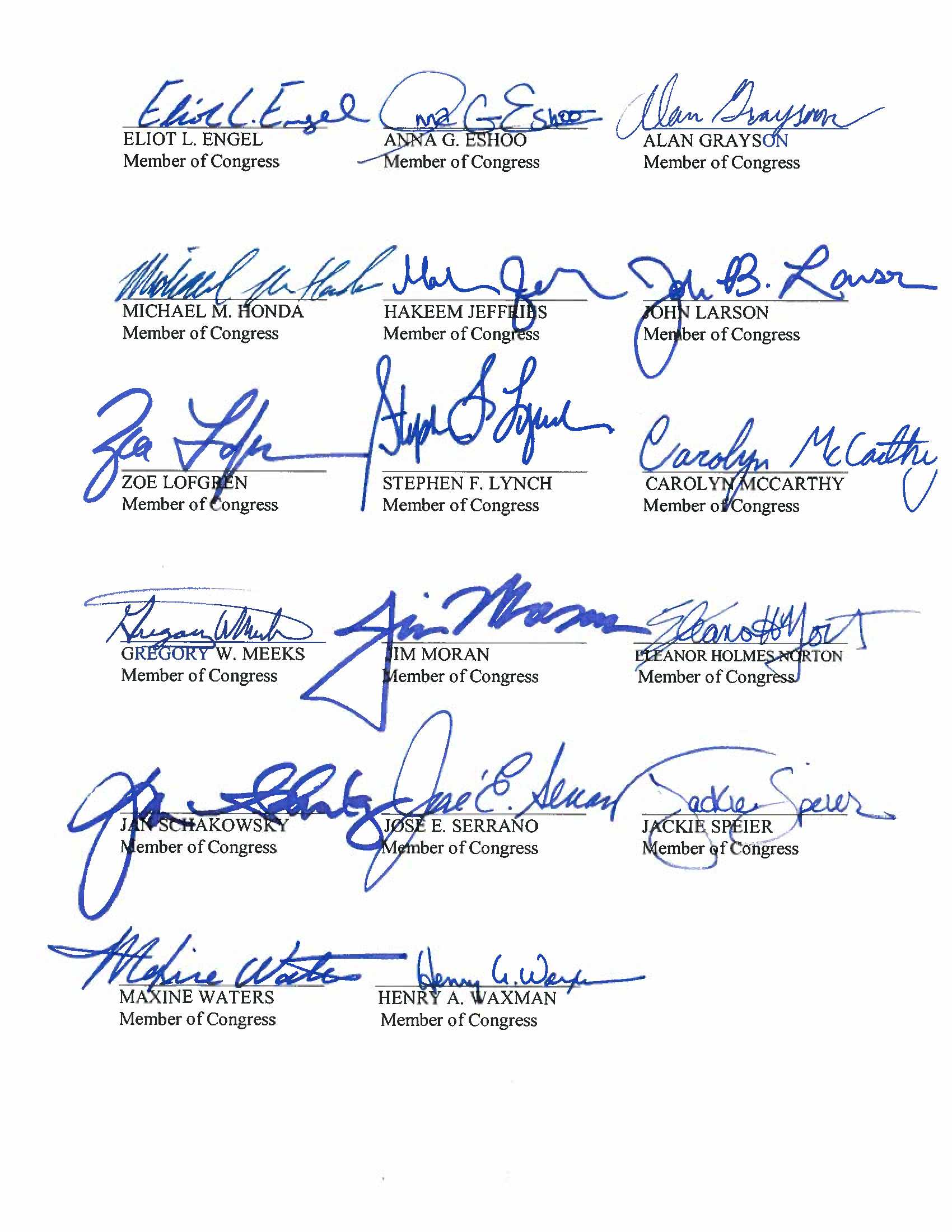 20140912.. Congressional letter to FAA-Huerta seeking 55dnl to replace 65dnl (3p)_3
