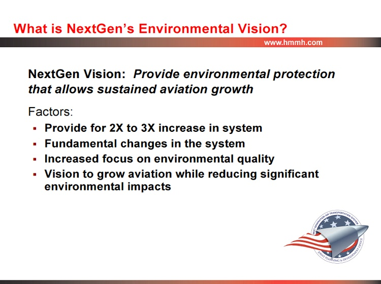 20150610scp.. p.12 of 35p 'NextGen Environmental Issues - What Florida Airports Need to Know' HMMH slideshow