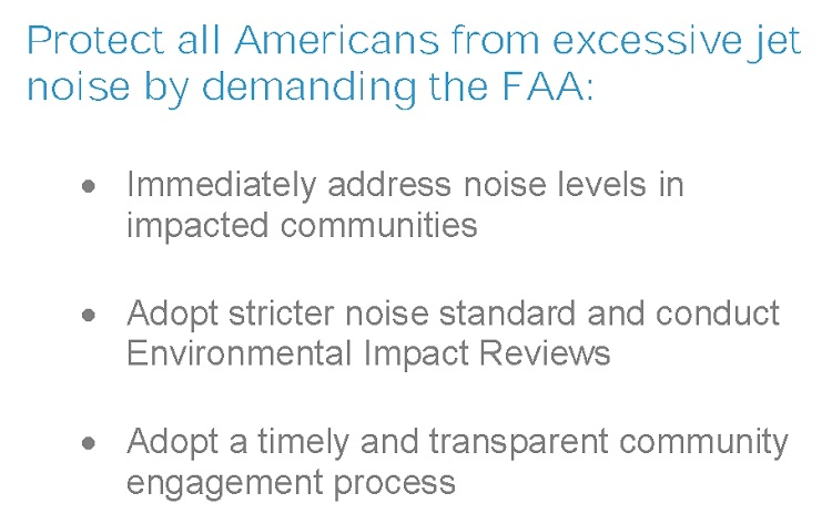 20151024.. '3 demands of FAA to Protect' (NoFlyDay flyer content)