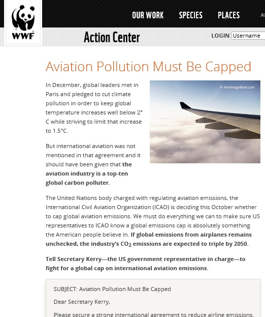 (click on image to view campaign webpage at WorldWildlife.org)