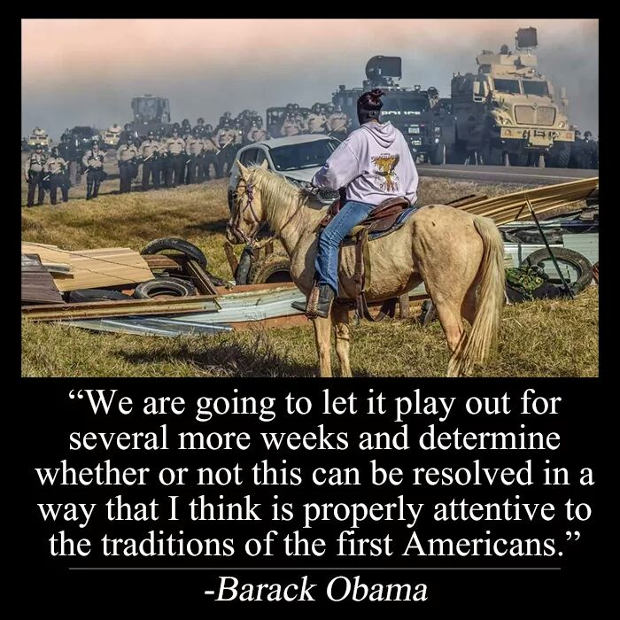 20161107meme-properly-attentive-to-traditions-dapl-horse-v-militarization