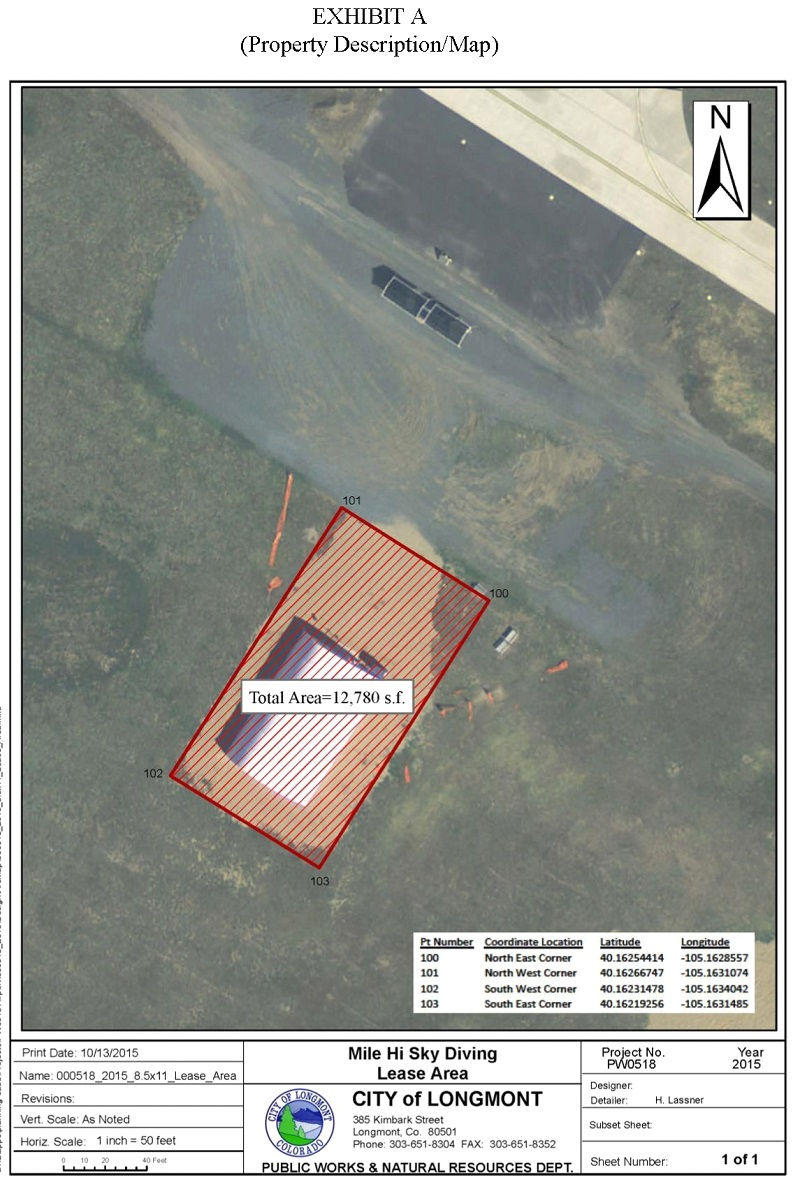 KLMO.20151230.. Exh.A showing aerial of lease boundary